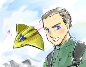 ステルス E.D.I ベン大尉